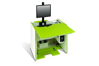 Innovative desking and furniture for the educational market from our supplier Officelife Solutions
