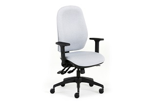 Managerial posture office chairs