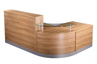 Reception counters from stock, delivered fast