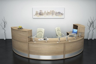 Reception Furniture by Imperial Office Furniture
