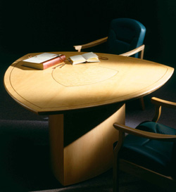 Triarc meeting table