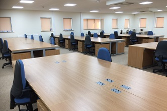 Recent Office desking installations
