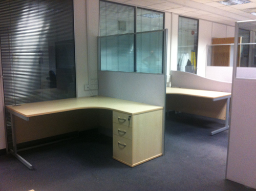 Some more recent installations carried out by Mardel Office Interiors Ltd