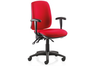 "Office chairs for the petite user, generally 5' 4"" or less in height"