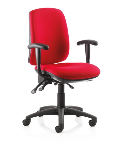 Try a Petite posture office chair from Mardel Office Interiors Ltd