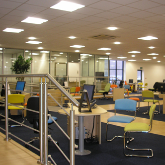 interior fit out and refurbishment