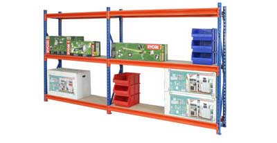 Warehouse and Stockroom Storage